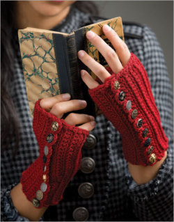 Read to me with glove-lets that gleam… ~ La