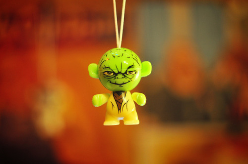 "1/30 master Yoda on Flickr.Photo 1 of 30. I'm not a fan of ""Star Wars,"" I don't watch it. Well, I just watched one part. It seems, the one where Yoda dies. I'm still not a fan. But Yoda's so cute character that I think I almost cried when he died …"