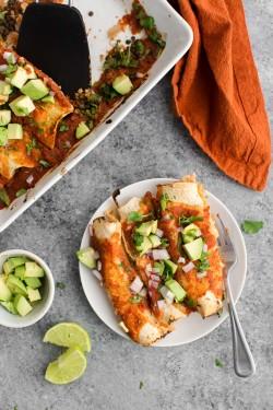 Yumyum enchiladas