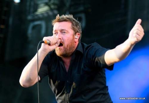 mattsadler1:  Guy Garvey - Elbow