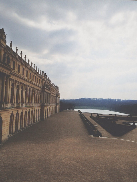 Chateau de Versailles by chilion_28 on Flickr.