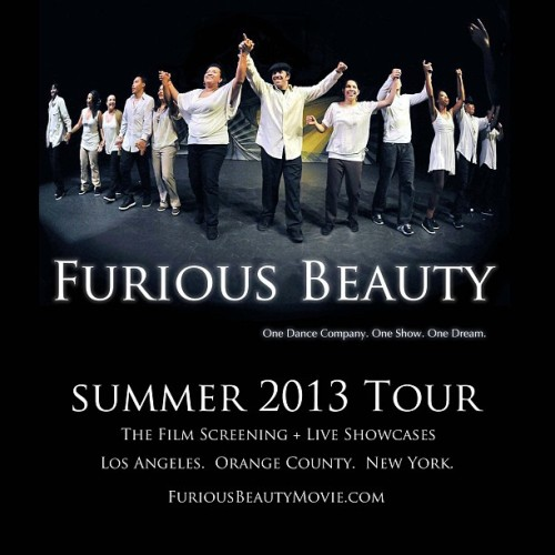Furious Beauty: Summer 2013 Tour. Los Angeles, OC, New York. The Film Screening + Live Showcases. Getting the early word out. After my guest talk at Mt. Saint Mary's College, I got inspired to take the film on tour & share hip-hop dance culture with new audiences. More info TBA. Versa-Style Dance Company @versastylela will have their Ford Amphitheatre show in Hollywood on Sat, Oct 5, 2013 so I hope to promote their show through this tour. And yes, the title of their show is also called Furious Beauty. That name originated from a spoken word poem by BBoy Don Sevilla, member of Soul 2 Soul BBoys & Funny Bones Crew. #dance #film #furiousbeauty #hiphop #versastyle #plixyl #plixylstudios #losangeles #nyc #orangecounty