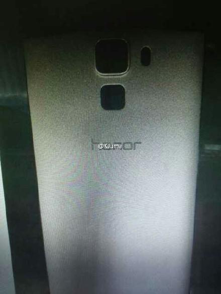 Primeras imágenes de uno de los mejores móviles chinos: el Huawei Honor 7