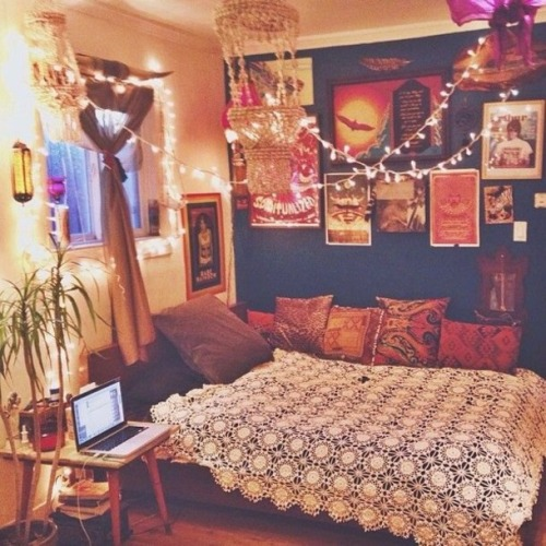 Bedroom room tapestry tumblr - Tumblr teenage bedroom ...