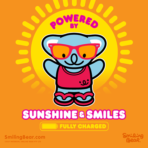 Powered by Sunshine & Smiles! http://bit.ly/SB_SUSM