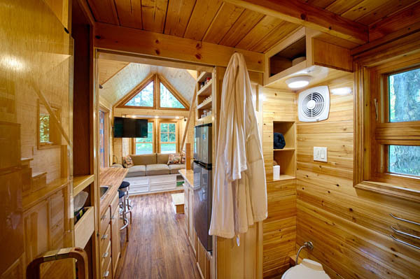 Washington cabin vacation washington state tiny house tiny home