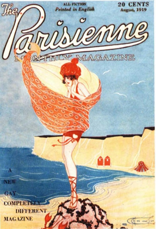 The Parisienne Magazine 1919