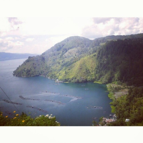 #laketoba #parapat #view #captured #beautiful #great #instagram #instagood #instadaily #picoftheday #potd #tagstagram