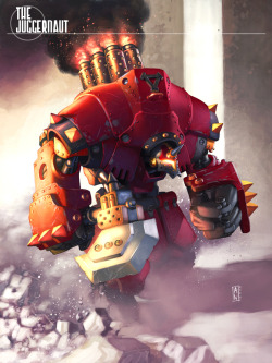 The Juggernaut by ChekydotStudio