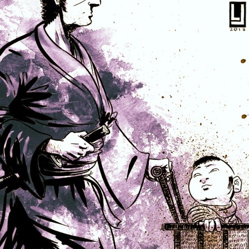Lone Wolf and Cub by Louie Joyce / Blog