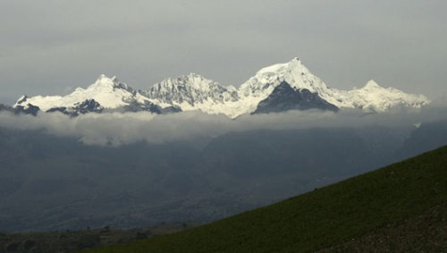Andes glaciers vanishing rapidly, study finds     Some small glaciers have completely disappeared, such as the Chacaltaya glacier of Bolivia, which was once the world's highest ski resort.