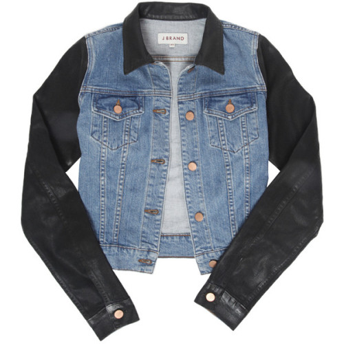 xmy-wonderland:  grunable:  J Brand 403 Slim Denim Jacket in Coated Bowie   Unique Fashion ✞Unique Fashion ✞Unique Fashion ✞