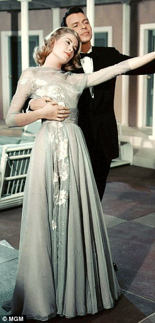 Frank and Grace in 'High Society'  1956.