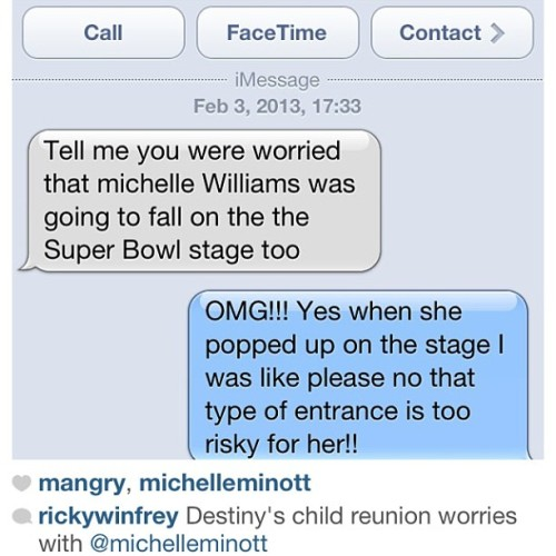 #repost @rickywinfrey and I discuss our halftime experience. (at Home, sweet home)