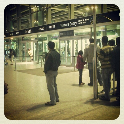 #Bangalore #International #Airport #Waiting #Sharp #morning #Climate #BestPlace #BestDay #PhotoOfTheDay #PicOfTheDay #Travel #Arrival #Bharath