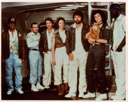 robotcosmonaut:  Crew of the USCSS Nostromo