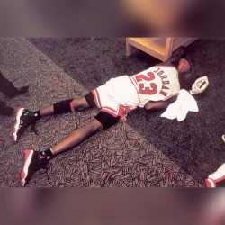 commissioneral:  One more day #TBT #Bred11 #AirJordan11 #AJ11 #Jordans #Bulls