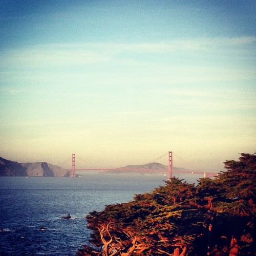 End of the Earth #sf #bayarea #goldengate