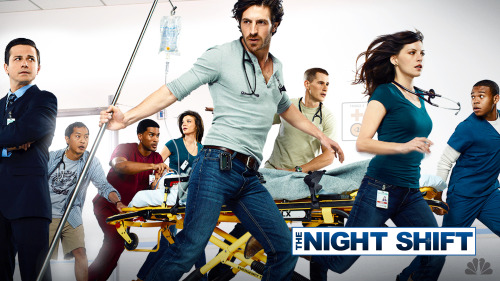 nbcnightshift:  Get ready to stay up late - The Night Shift is coming soon to NBC!