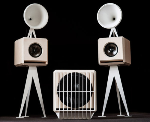 OMA Mini Loudspeakers