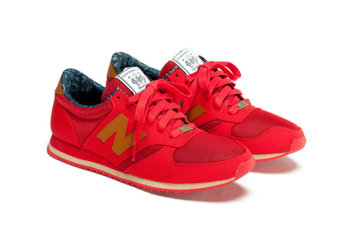 revechasers:  New Balance x Herschel Supply Co.