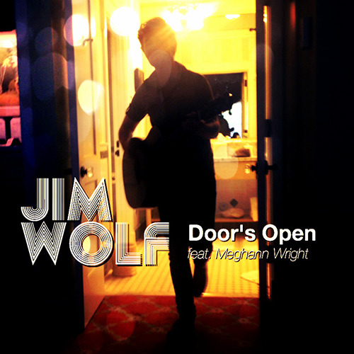 ARTIST SPOTLIGHT: Door's Open - Single by Jim Wolf featuring Meghann Wright