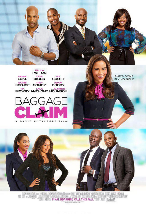 """Baggage Claim""in theaters September 27, 2013"