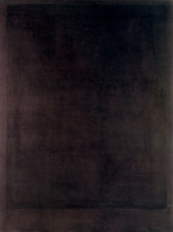 Mark Rothko - Black Form Painting No. 8 (1964)