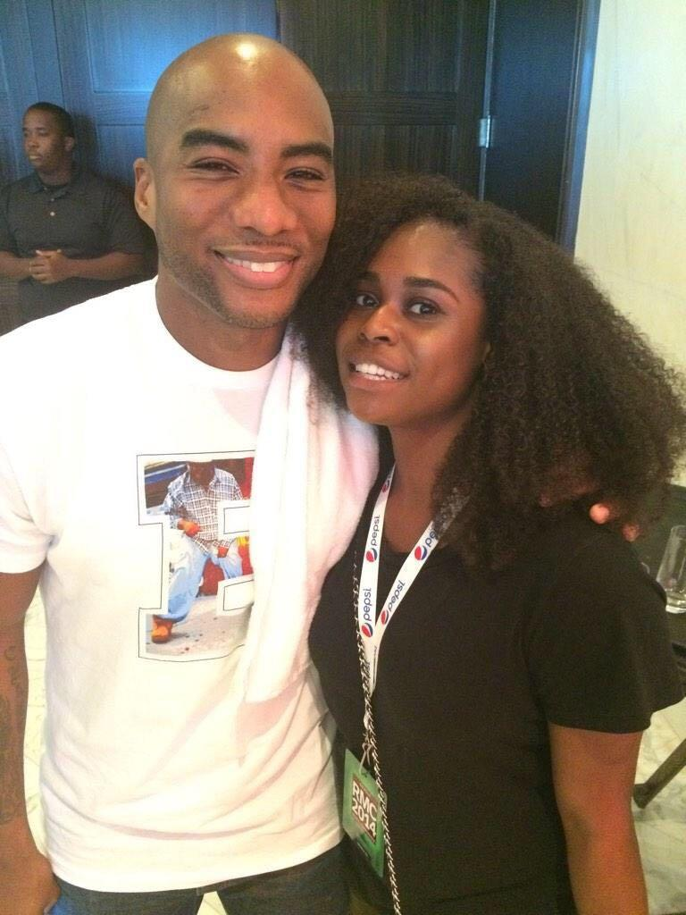 Charlamagne used to be before he bleached his skin charlamagne i never