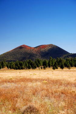 touchdisky:  Sunset Crater Volcano National Monument, Arizona | USA by davidanthonyporter