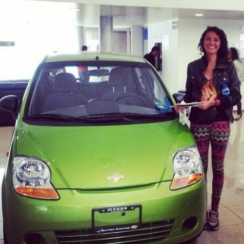 Mi Escarabajito Bebé. #car #love #me #beautiful #gm #generalmotors #new