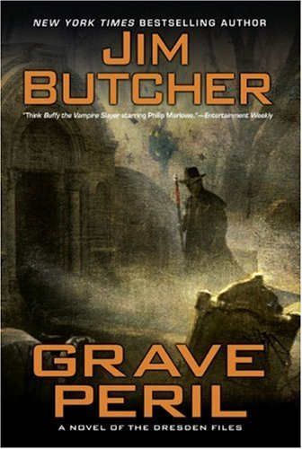 "Finished ""Grave Peril"" by Jim Butcher last night on the way home. The third novel in The Dresden Files series, I have to say this one definitely got me hooked on the series, and now I have the desire to catch up. I enjoyed the first two novels, but there was just something about this one that really endeared me to Dresden. He's not a flawless character, and while I don't completely enjoy the damsels must be saved attitude he has, I enjoy him as a protagonist.  Since I was underground, and haven't transferred my previous books to my new Kindle from the archive yet, I started reading the next title in the series since the ebook that I have is a collection of the first six novels in the series. I give this one an A-.  12/50 Up next: ""Summer Knight"" by Jim Butcher"