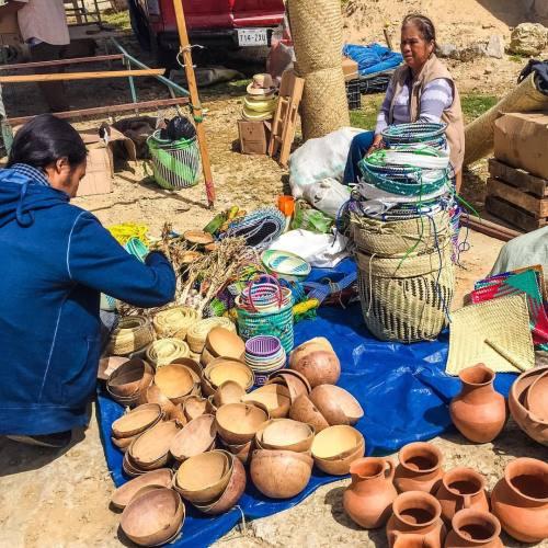 tianguis mexico yosonicaje plaza tlaxiaco