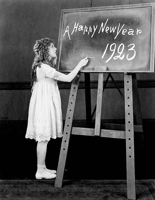 thisisnodream:  Mary Pickford, 1922.   Happy 2013