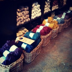 Warm #yarn #knit