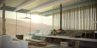 homedesigning:  Desert Home