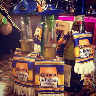 Happy Cinco de Mayo! 🍻🎉 #coronas #cincodemayo #rodrigoneedsaninstagram