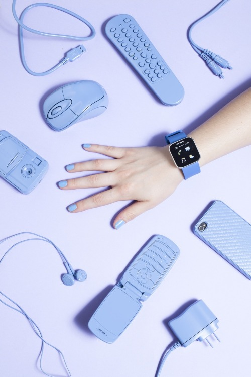 fuillook:  Stephanie Gonot - Bloomberg Businessweek Smartwatch