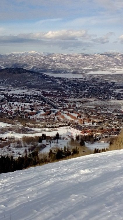 Park city UtahCalm before the storm(from @msarway on Streamzoo)