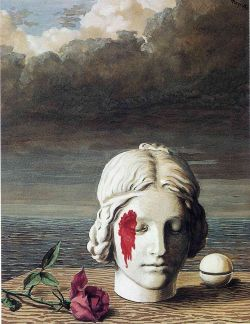 showslow:  Memory by Renè Magritte (1948)