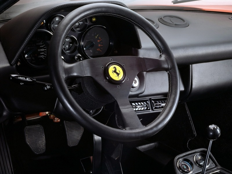 1982 Ferrari 208 GTB Turbo