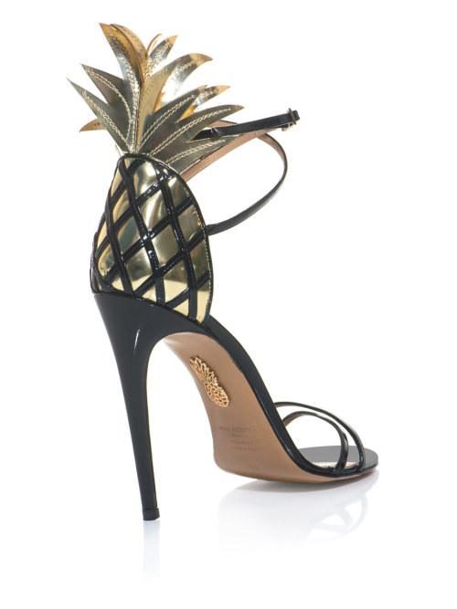 Aquazzura Pineapple heels