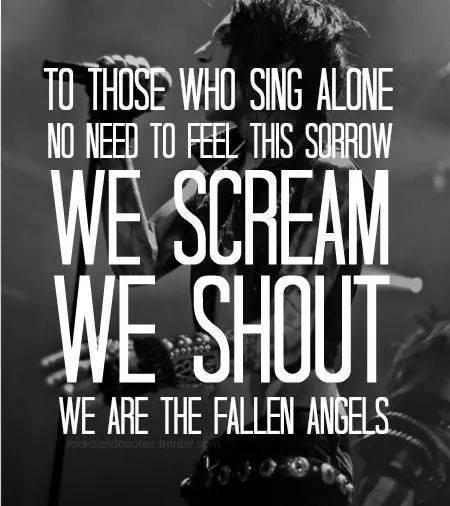 lilakennedy:  Fallen Angels <3