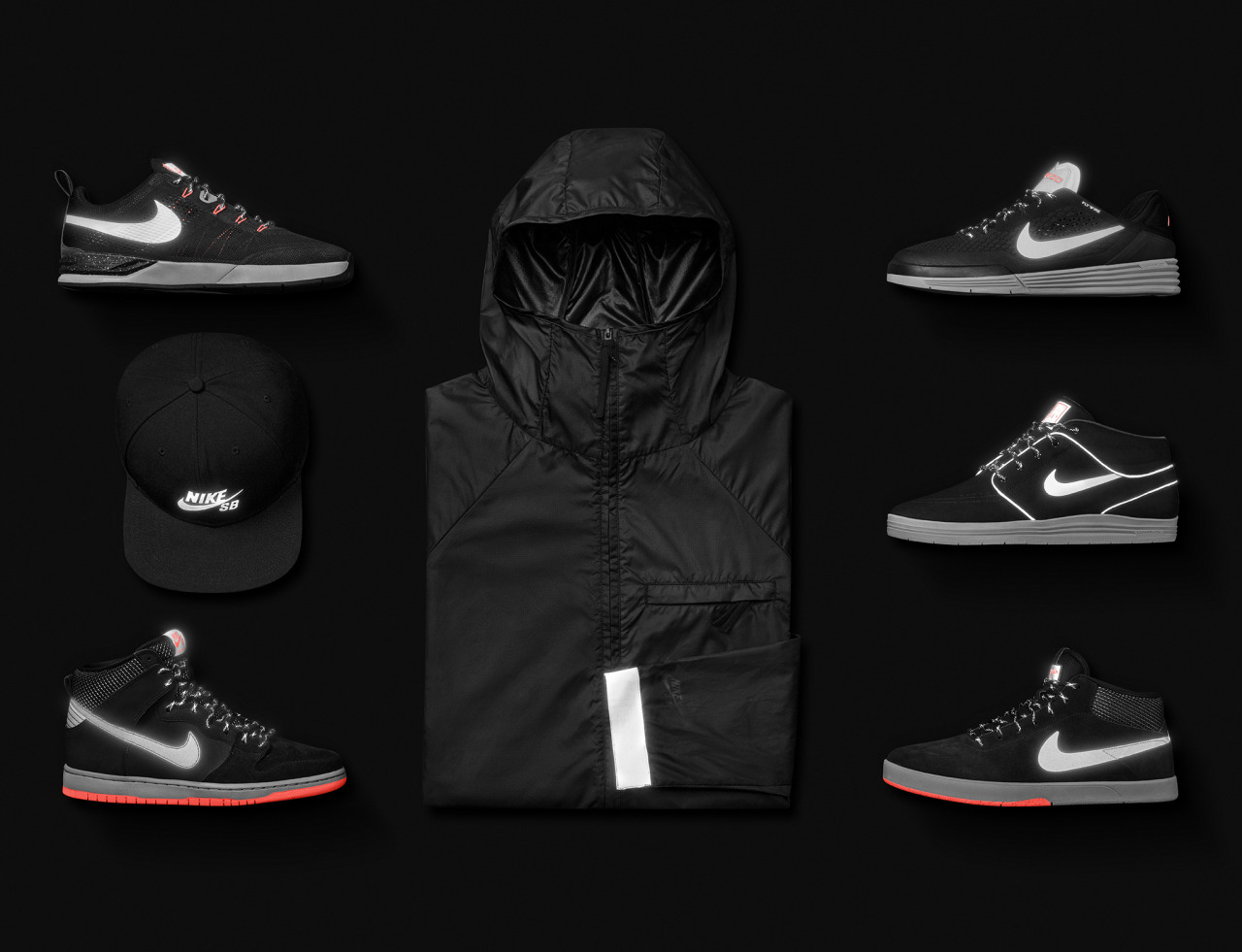 Get all the details on the Nike SB Flash Pack here.