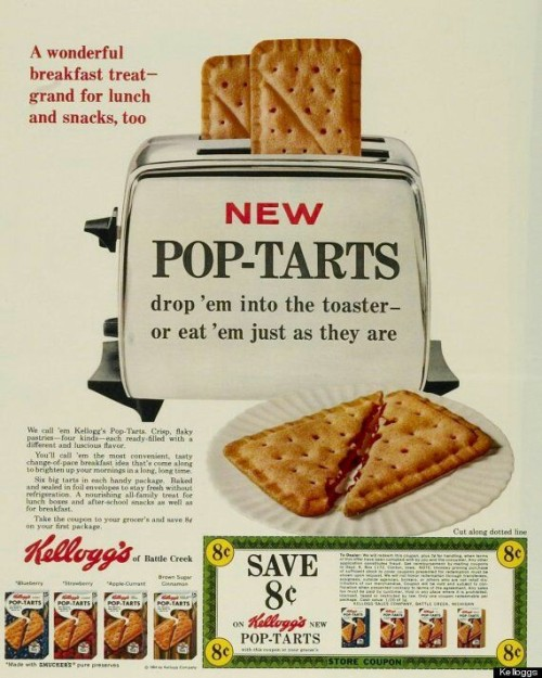 """pop tarts essay Andy warhol: pop tart crossing art with money, glam, and fame  warhol, bankowsky wrote in his essay for the show, crafted a """"next step after art"""" in which """"social climbing, shopping."""