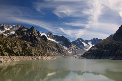 meowntain:  Lago D'Albigna (by Jason Whiteley)