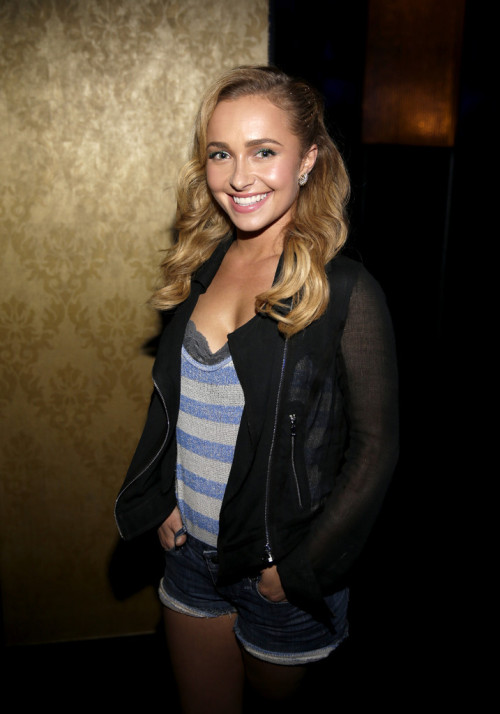 Hayden Panettiere - Billboard Awards After Party 5/19/13