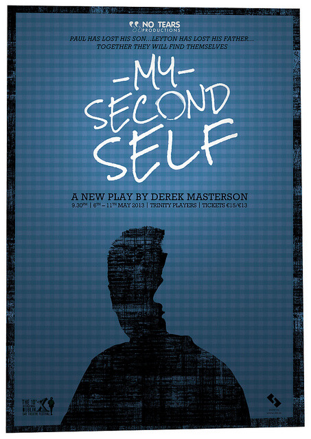 My Second Self _ Poster on Flickr. A Poster Design for 'My Second Self'