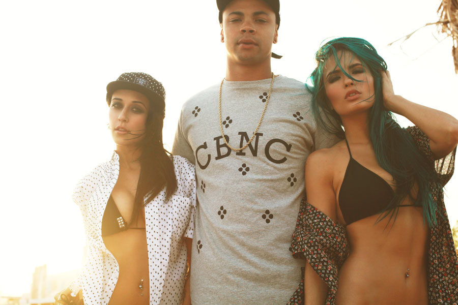CBNC is now available here!  Model: Shay Maria - Tianna G