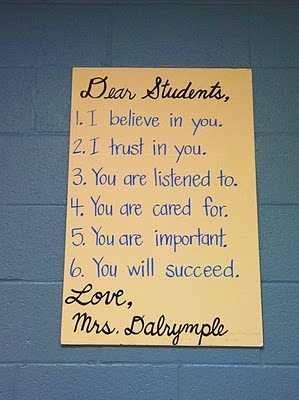 watchmeteachwatchmelearn:  I want to make this to put up in my new classroom. What kind of paper should I use? I want to fancy it up a bit, too!